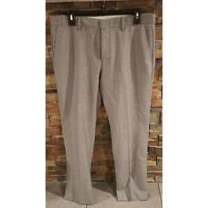 J. Crew Bowery Slim Fit Pants 100% Wool 33/30